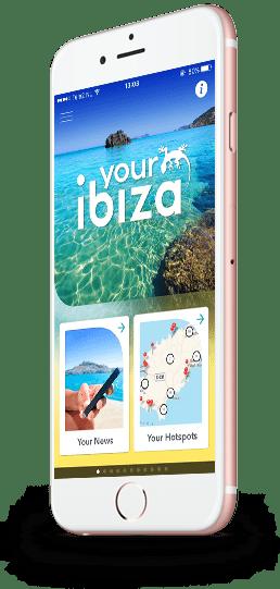 Your ibiza mobiele app